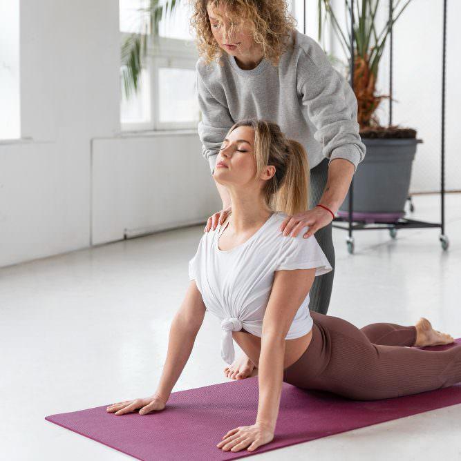 accessible joga