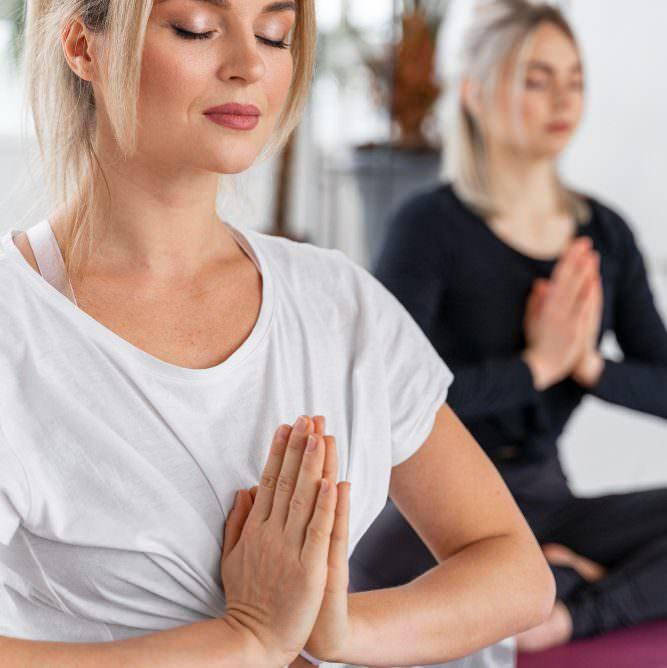 MEDITACIJA, DIHANJE IN POPOLNA SPROSTITEV TELESA