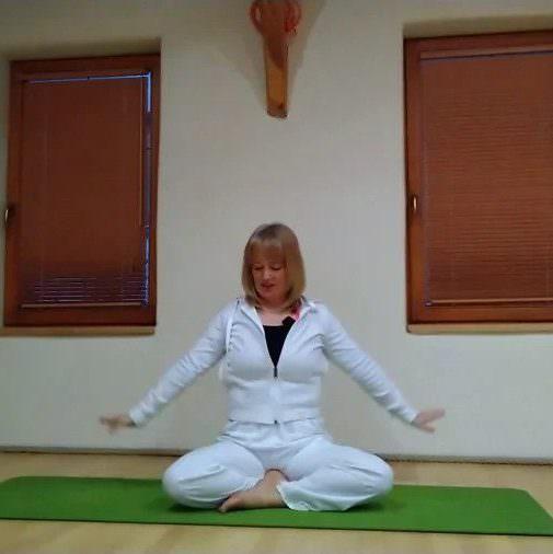Zahtevnejša joga 2